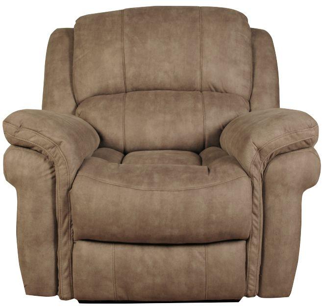 Farnham Taupe Leather Armchair
