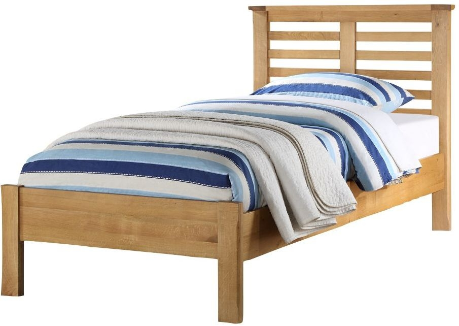 Glenbrook Oak Bed
