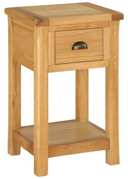 Glenbrook Oak Nightstand