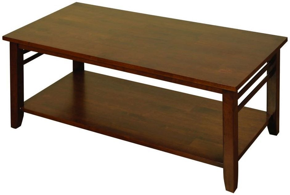 Hanover Dark Oak Coffee Table