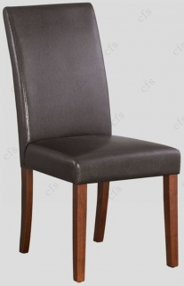 Hartford Acacia Brown Dining Chair (Pair)