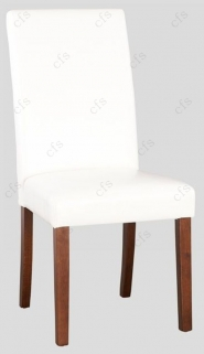 Hartford Acacia White Dining Chair (Pair)