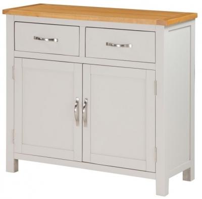 Hartford Sideboard - Oak and Painted