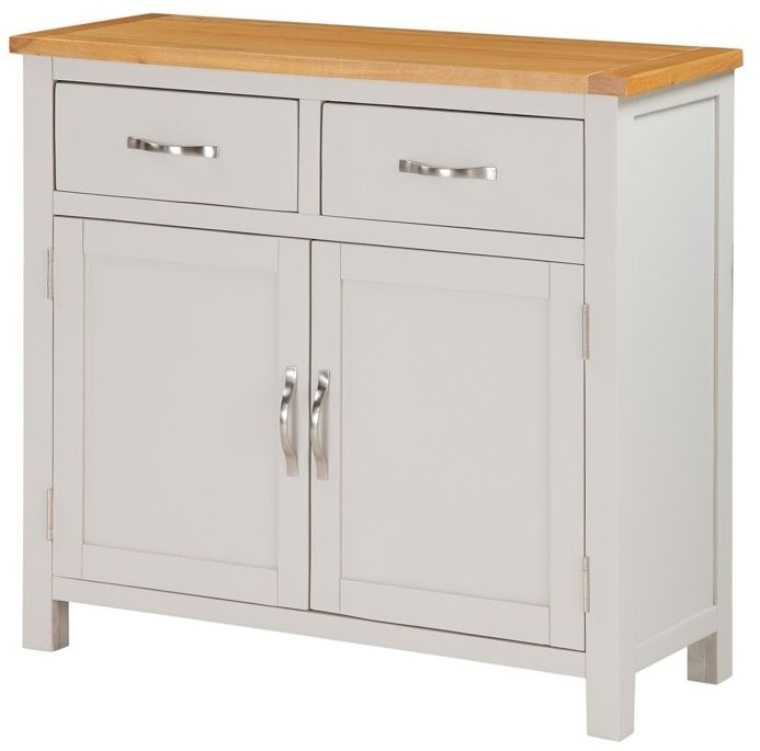Hartford Sideboard - Oak and Painted