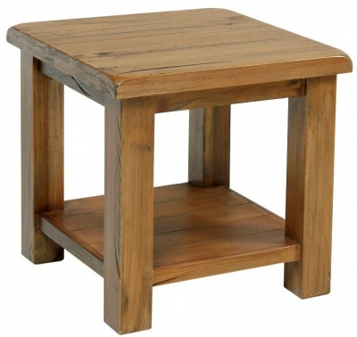 Henley Pine End Table