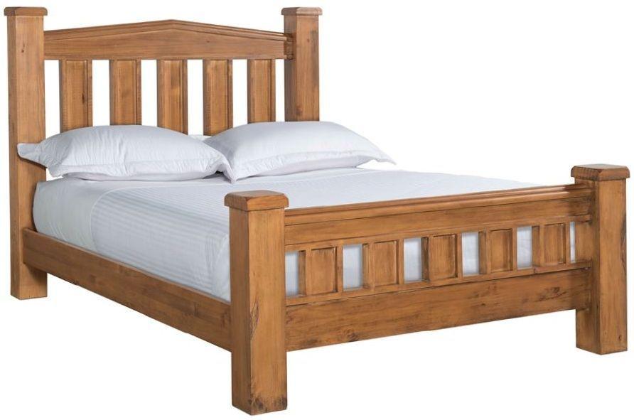 Henley Pine Bed