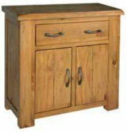 Henley Pine Compact Sideboard