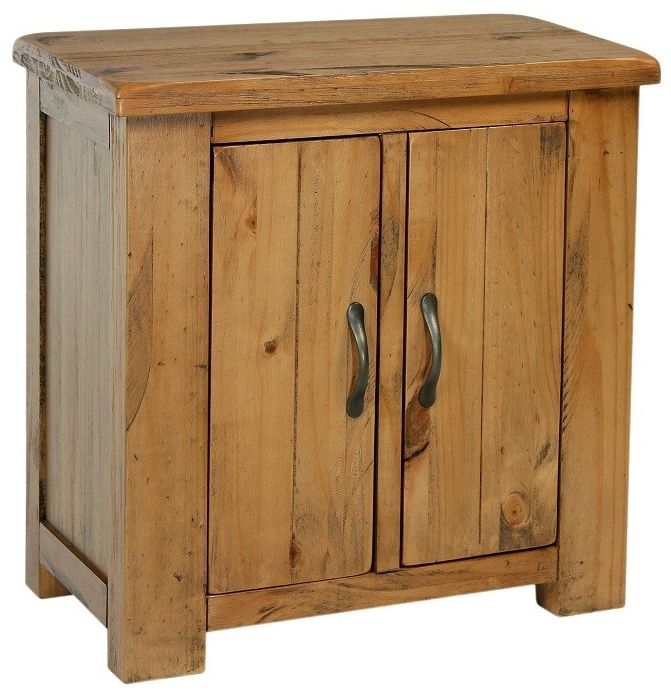 Henley Pine Cupboard  2 Door