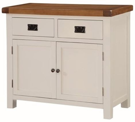 Heritage Stone Painted 2 Door Sideboard