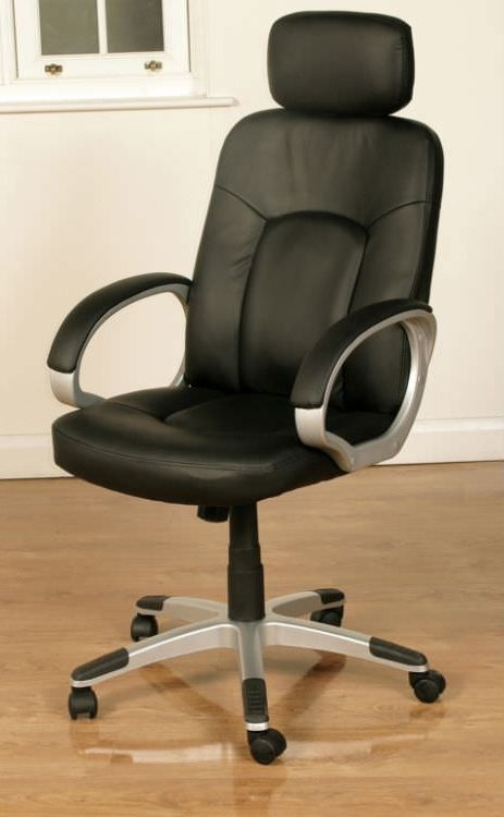Viking Office Chair - Black