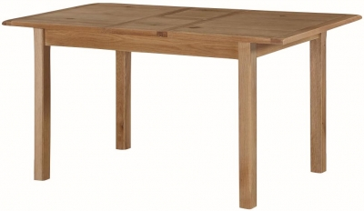 Kilmore Oak Extending Dining Table