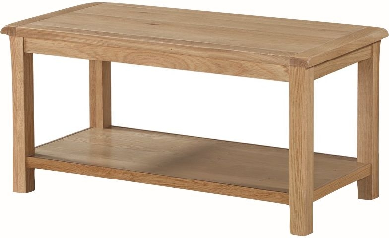 Kilmore Oak Coffee Table