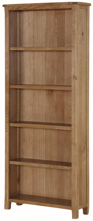 Kilmore Oak Tall Bookcase