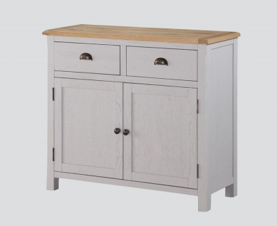 Kilmore Sideboard - Oak and Grey Painted