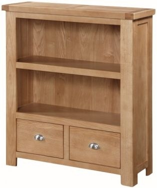 Carlingford Ash Low Bookcase