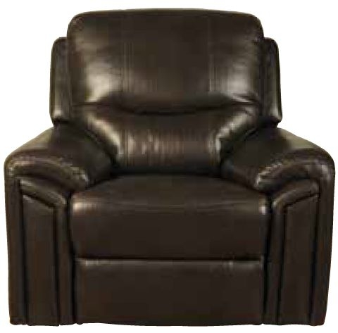 Lytham Dark Brown Armchair
