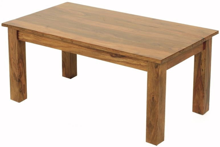Madras Dark Coffee Table