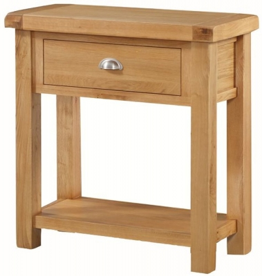 Newbridge Oak Hall Table