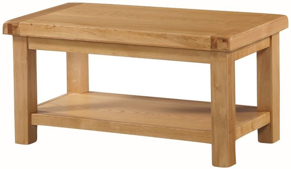 Newbridge Oak Coffee Table
