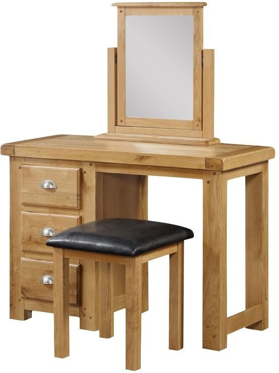 Newbridge Oak Dressing Set