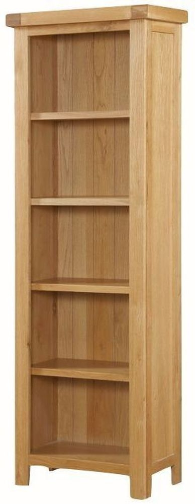 Newbridge Oak Tall Bookcase