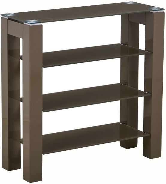 Ravello Mocha Bookcase
