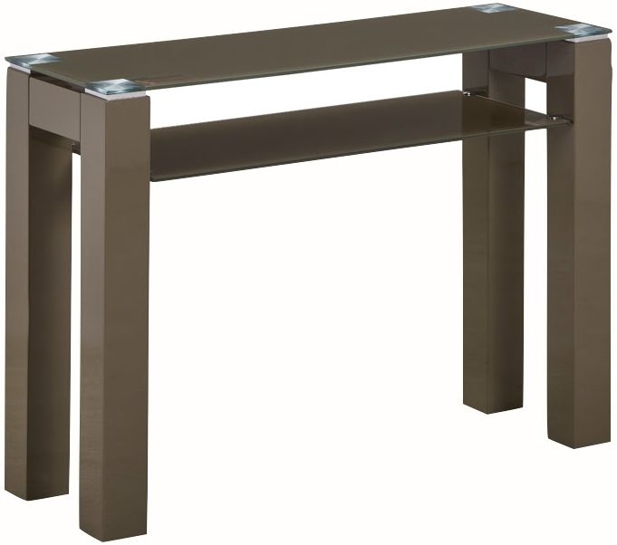 Ravello Mocha Large Console Table
