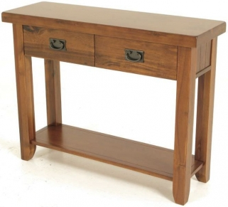 Roscrea Hall Table - 2 Drawer