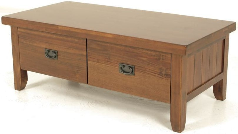 Roscrea 2 Drawer Storage Coffee Table