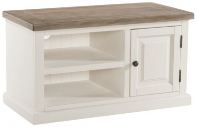 Santorini Stone Painted Standard TV Unit