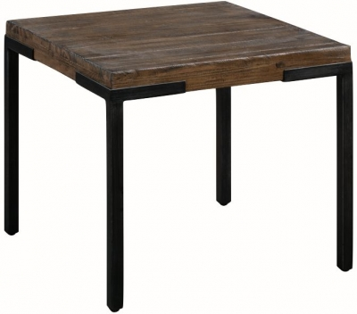 Seville Dark Pine End Table