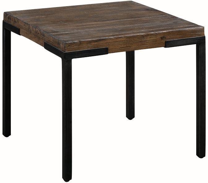 Seville Dark Pine End Table