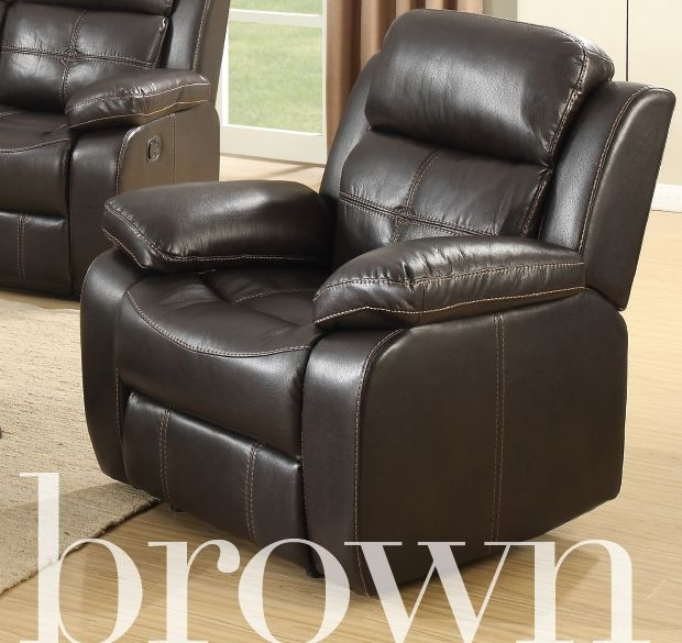 Dorchester Dark Brown Armchair