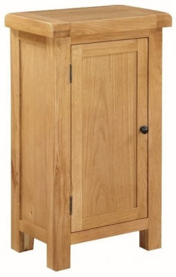 Somerset Oak Narrow Unit 1 Door