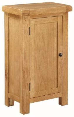Somerset Oak Narrow Unit 1 Door