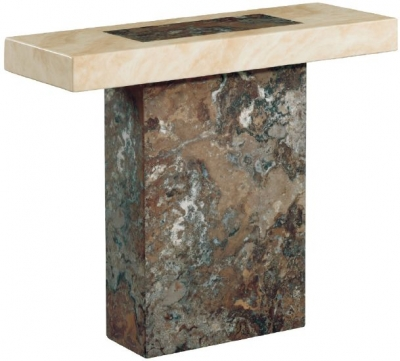 Sorrento Marble Console Table - Rectangular