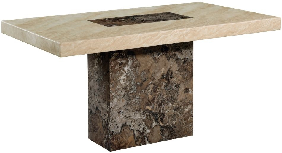 Sorrento Marble Dining Table - 5ft