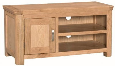 Treviso Oak TV Unit - Standard
