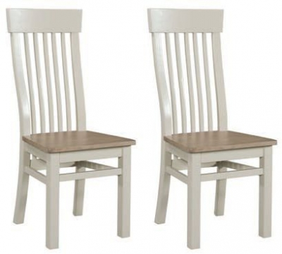 Treviso Painted Dining Chair (Pair)