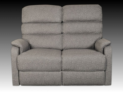 Westport Charcoal Fabric 2 Seater Sofa