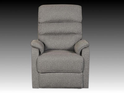 Westport Charcoal Fabric Armchair