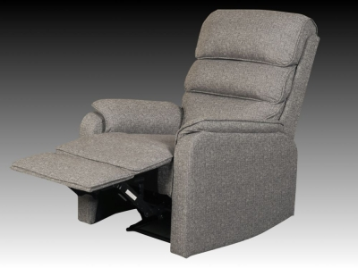 Westport Charcoal Lift and Tilt Fabric Chair