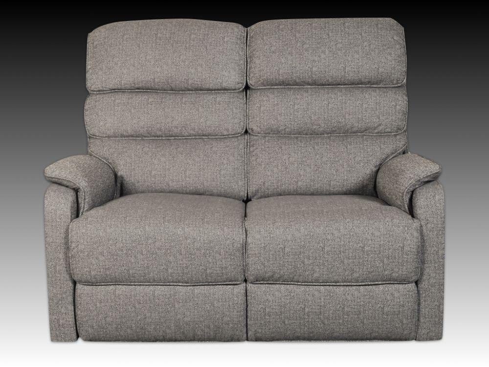 Westport Charcoal Fabric 2 Seater Sofa