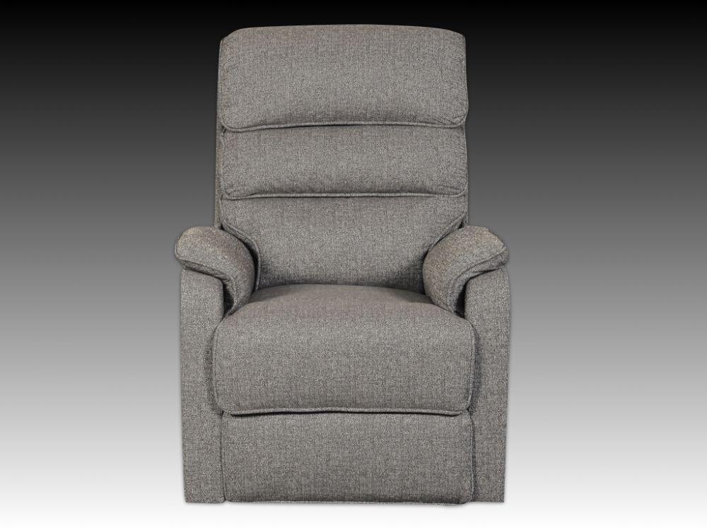 Westport Charcoal Fabric Armchair