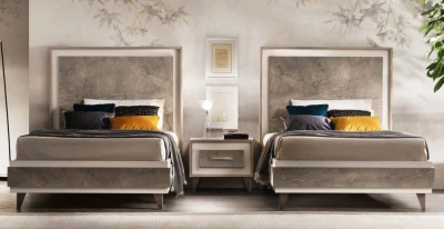 Arredoclassic Ambra Italian 3ft Single Bed