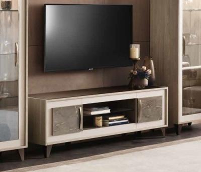 Arredoclassic Ambra Italian Low TV Cabinet