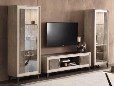 Arredoclassic Ambra Italian TV Composition Set