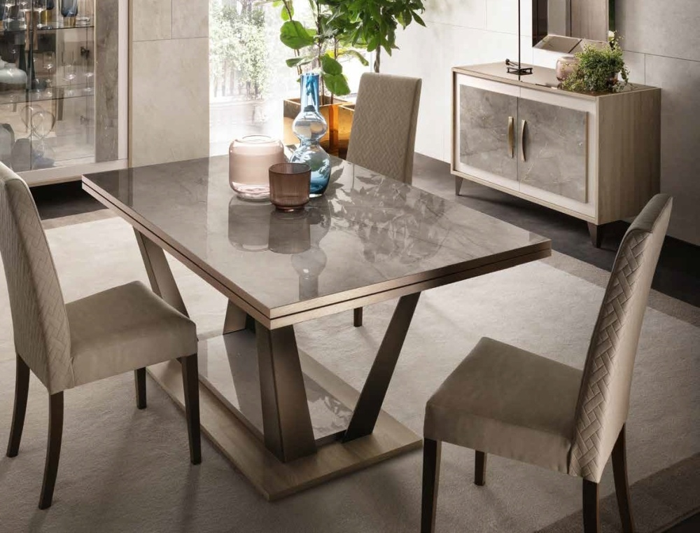 Arredoclassic Ambra 160cm Italian Dining Table