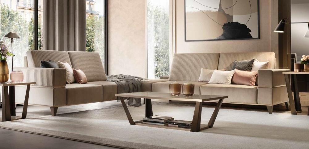 Arredoclassic Ambra Italian Corner Sofa