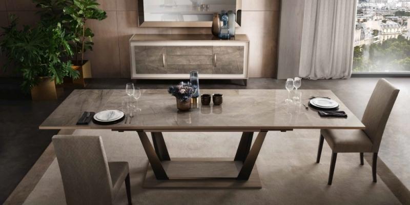 Arredoclassic Ambra Italian Extending Dining Table